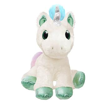 "Sparkle Tales 12 ""Bubbles Cream Unicorn Plush Toy"