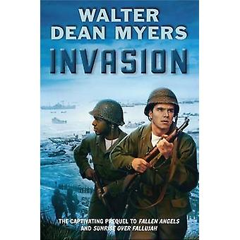 Invasion by Walter Dean Myers - 9780545384285 Book