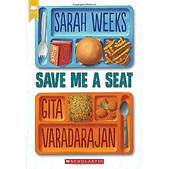 Save Me a Seat (Scholastic Gold) by Sarah Weeks - 9780545846615 Book