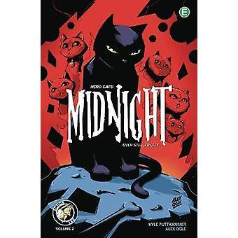 Hero Cats - Midnight Over Stellar City Volume 2 by Kyle Puttkammer - 9