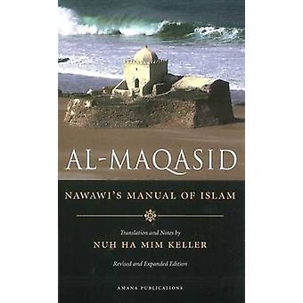 Manual of Islam (Nawawi's) - Al Maqasid by Imam Nawawi - 9781590080115