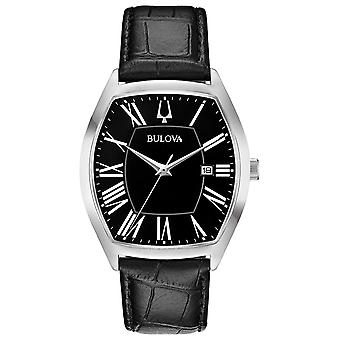 Bulova Ambassador in pelle Mens Watch 96B290