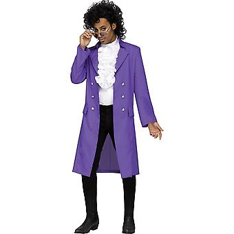 Purple Coat Adult Plus