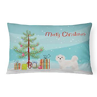 كارولين الكنوز CK3467PW1216 كي ليو شجرة عيد الميلاد قماش قماش Decorativ