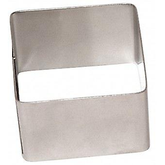 IMF Emplatadores 8X4 Cm Inox Square Inox (Kitchen , Cookware , Kitchen Gadgets)