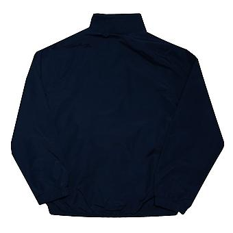 Infant Boys Lyle And Scott Funnel Neck Jacket in Navy