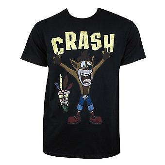 Crash Bandicoot crash Tee Shirt