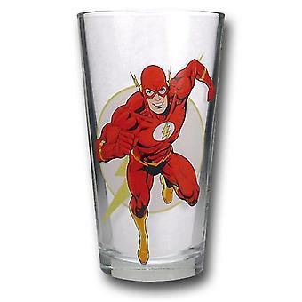 Flash pint üveg