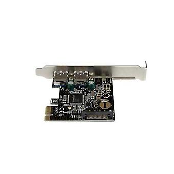 Startech 2 Port Pcie Usb 3 Card With Sata Power
