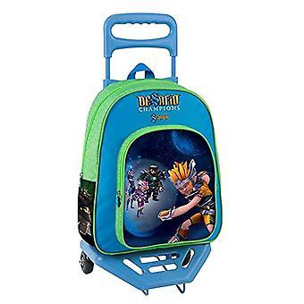 Copywritte - Unisex Azul 42cm children's backpack