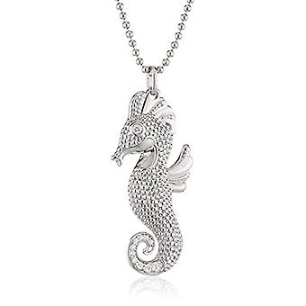 Cai - Necklace - silver sterling 925 with zirconia - Woman - 45 cm