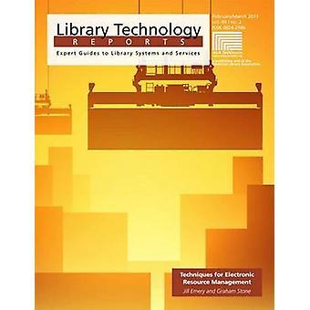 ジル エメリー - グラハムによる電子情報資源管理技術