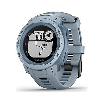 Garmin - Smartwatch - Instinct Light Blue Slate Grey - 010-02064-05