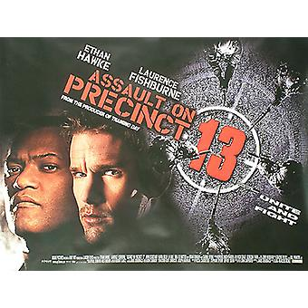 Assault On Precinct 13 Original Cinema Poster