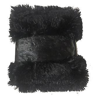 Couverture Velvet 110x150 cm noir