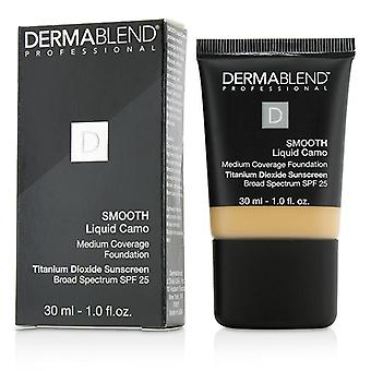 Dermablend Smooth Liquid Camo Foundation Spf 25 (medium Coverage) - Chai (35w) - 30ml/1oz