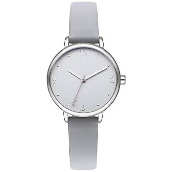 Mr wonderful dream forever Analog Women's Watch Automatic with Synthetic Leather Bracelet WR55400