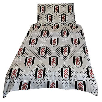 Fulham FC Single Duvet Set