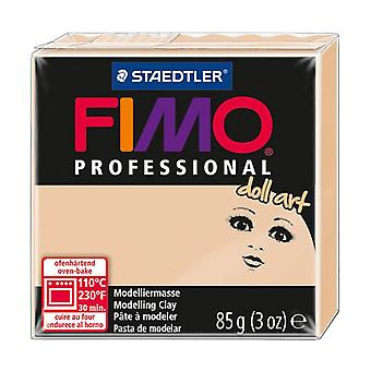Fimo Professional Doll Art, Sand, 85 g