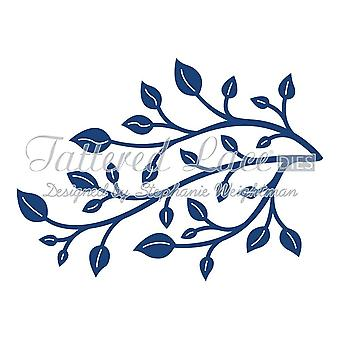 Branch: Tattered Lace Metal Die Paper Card Cutting Stephanie Weightman