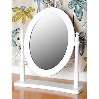 Contessa Dressing Table Mirror - Biały