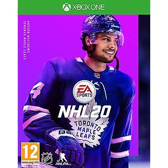 NHL 20 Xbox One Game