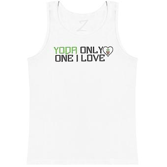 Yoda Only One I Love - Dads Vest