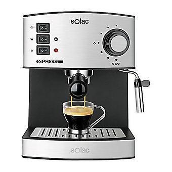 Express-Handbuch Kaffee Maschine Solac CE4480 Expresso 19 bar 1,25 L 850W