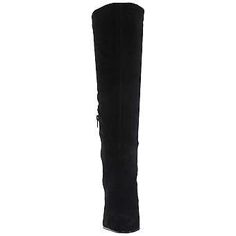 Steven by Steve Madden Womens VERG01D1 Suede Closed Toe Knee High Fashion Boots