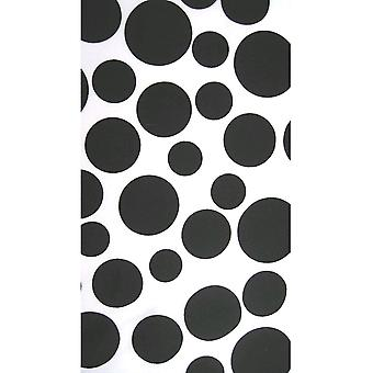 Pebble UK Breast Feeding Cover [Style BFC01] White (Black Spots)  L/XL