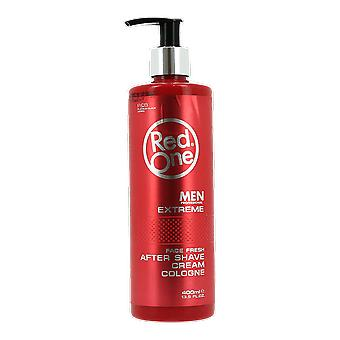 Red One  Extreme After Shave Cream Cologne 400ml