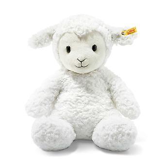 Steiff Soft Cuddly Friends 38cm Large Fuzzy Lamb
