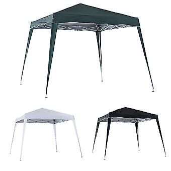 Pop-up Tent Gazebo Pavilion Awning Marquee Event Outdoor Camping Shelter 3M x 3M