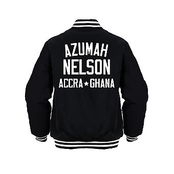Azumah Nelson Boxing Legend Jacket