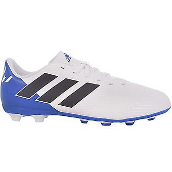 adidas Performance Juniors Nemeziz Messi 18.4 FG Football Boots - White
