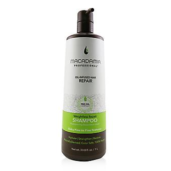 Macadamia Natural Oil Professional Weightless Repair Shampoo (Baby Fine to Fine Textures) 1000ml/33.8oz