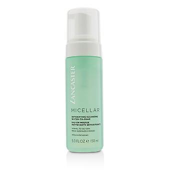 Micellar ontgiftend reinigingswater schuim normaal tot vette huid, met inbegrip van gevoelige huid 216934 150ml/5oz