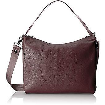 Mandarin Duck P10FZT62 Purple Shoulder bag (Viola WINE 13U)) 13x30x40 cm (B x H x T)
