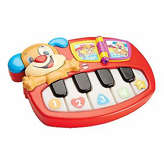 Fisher-Price Puppy's Piano Speaks Arabic And English