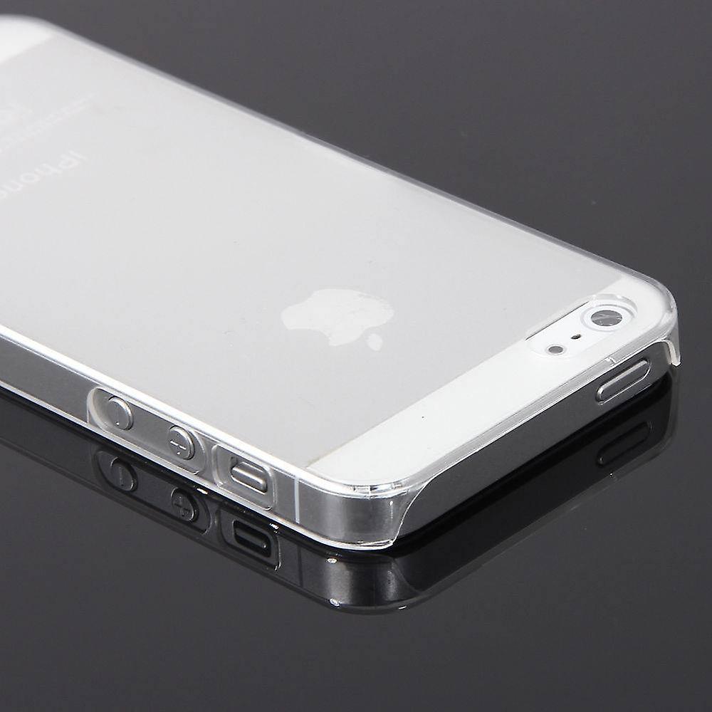 Stuff Certified® 5-Pack Transparent Clear Silicone Case Cover TPU Case iPhone 6 Plus