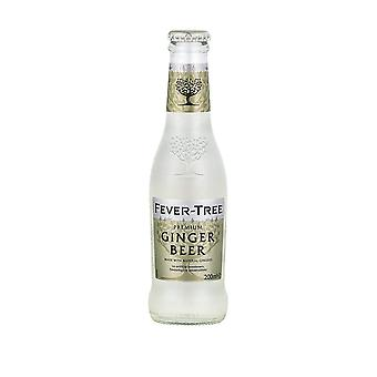 Fevertree Ginger Beer -( 200 Ml X 24 Cans )