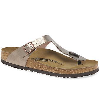 Atletisk Gizeh kvinners tå innlegg sandaler