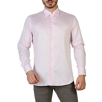 Trussardi Original Men All Year Shirt - Pink Color 31002
