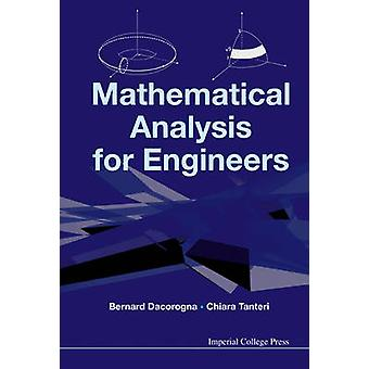 Mathematical Analysis for Engineers by Dacorogna & Bernard