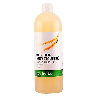 Dermatological oat and propolis shower gel Tot Herba