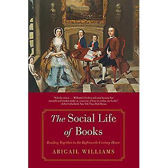 الحياة الاجتماعية للكتب-القراءة معا في القرن الثامن عشر