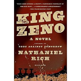 King Zeno by Nathaniel Rich - 9781250310347 Book