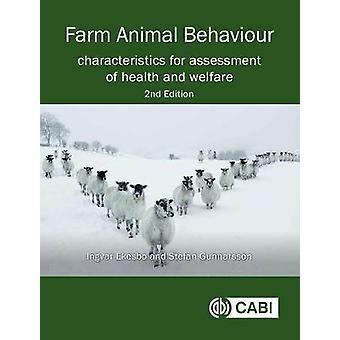 Gedrag van landbouwhuisdieren - Kenmerken voor de beoordeling van de gezondheid en W