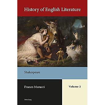 History of English Literature - Volume 2 - Print and eBook - Shakespea