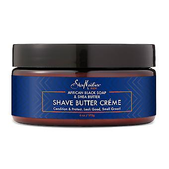 Shea Moisture African Black Soap Shave Butter Creme 170g